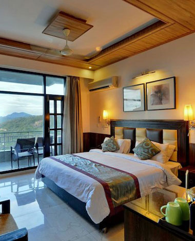 Hotel Kasauli Exotica Kasauli Solan Himachal Pradesh Luxurious Rooms